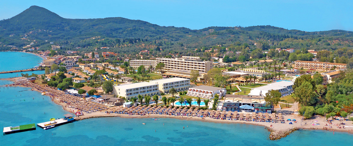Corfu Apartments By The Beach